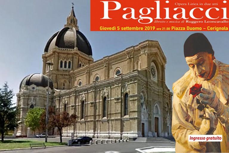 Pagliacci in Piazza Duomo