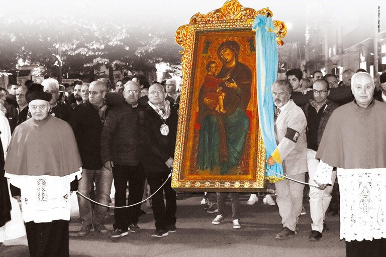 Pellegrinaggio al Santuario Maria SS di Ripalta