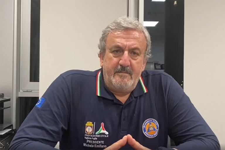 Presidente Michele Emiliano