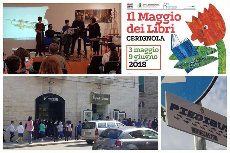 """Assessore Petruzzelli: """"Progetto Pedibus"""", """"L'arte in scena è opera divina"""", """"Il maggio dei libri""""… eccellenti risultati."""