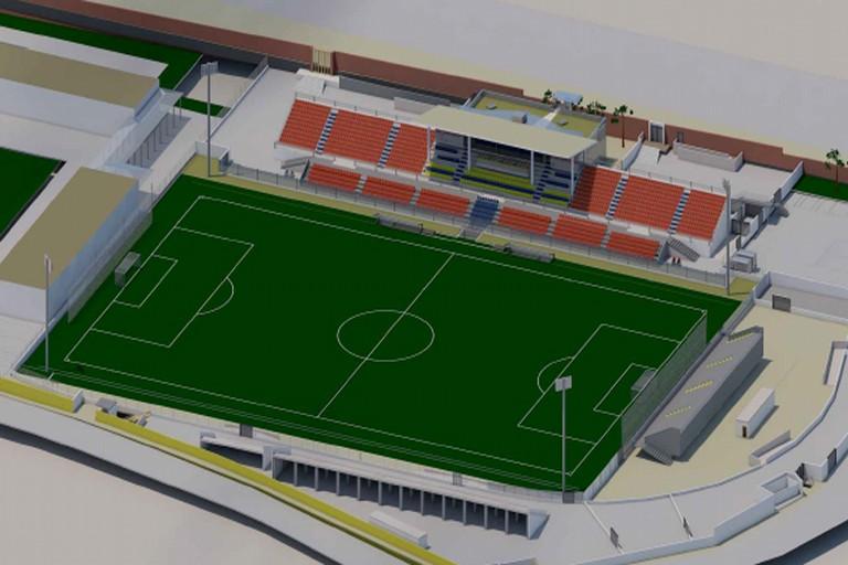 Nuovo Stadio Monterisi