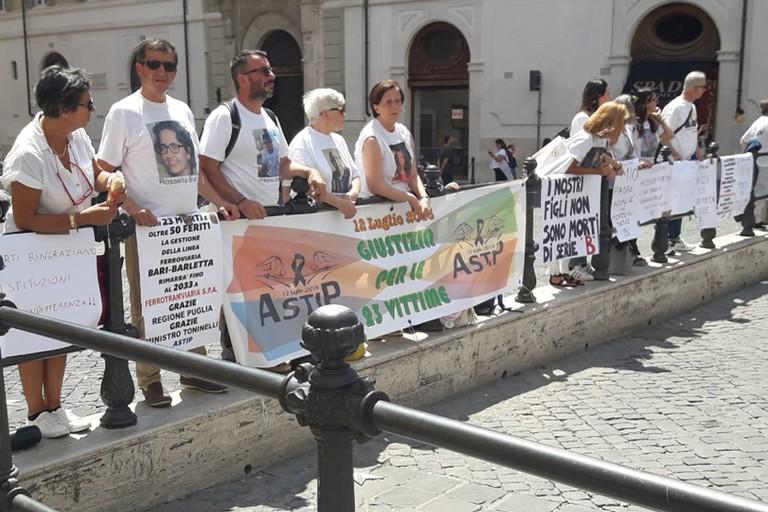 protesta ASTIP