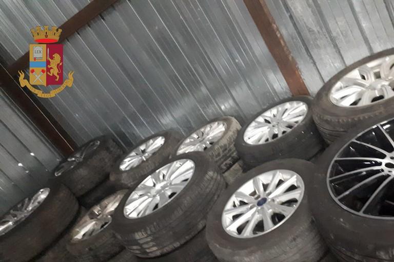 Pezzi di ricambio auto e moto