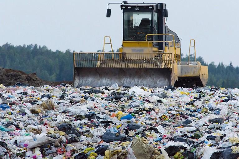 Discarica e rifiuti