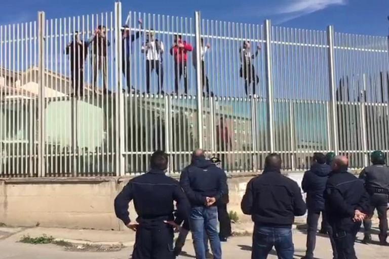 Rivolta nel carcere di Foggia