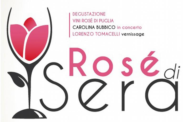 """""""Rosè di sera"""" - A Stornara (FG) degustazione dei vini rosati di Puglia"""