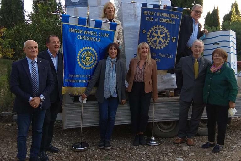 Rotary club e Inner Wheel