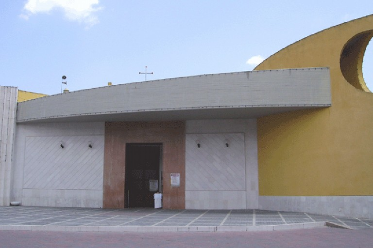 Rubate Ostie Consacrate nella Parrocchia di San Trifone Martire nel quartiere Fornaci.