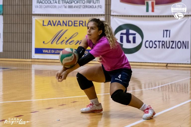 Viola Valecce. <span>Foto Sara Angiolino</span>