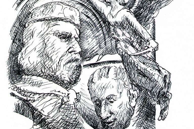 Angelo Disanto: La scultura a Cerignola nel Novecento con Domenico Jollo