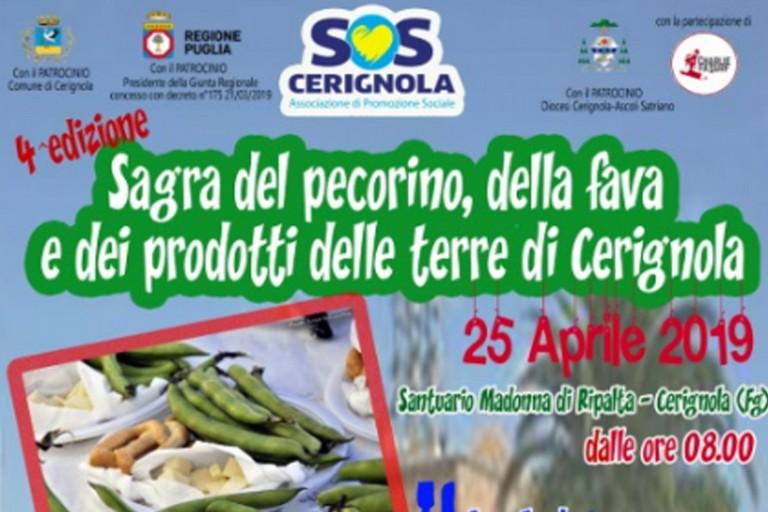 SOS Cerignola Valle Cannella e Sagra