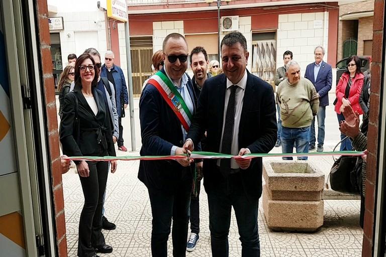 Pezzano Inaugura a Stornarella Sportello Welfare
