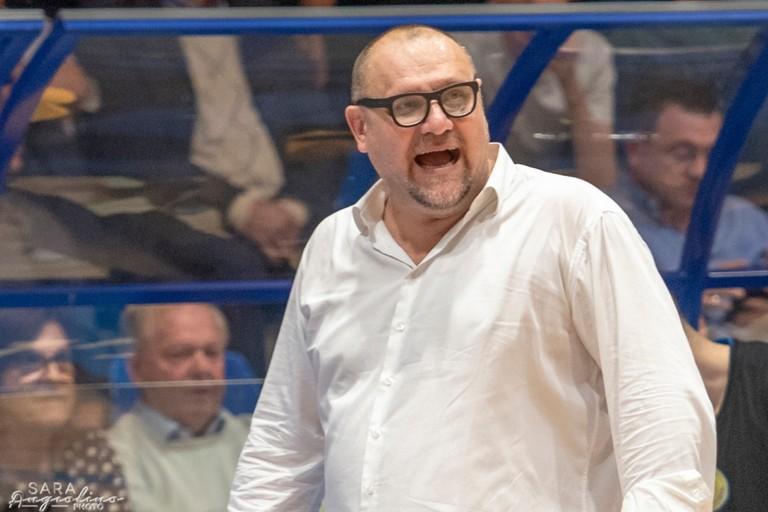Coach Giuseppe Vozza