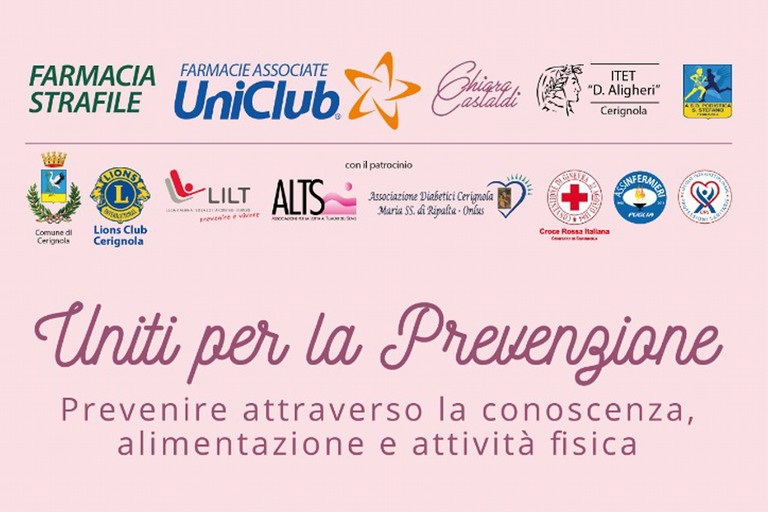 Uniti per la prevenzione