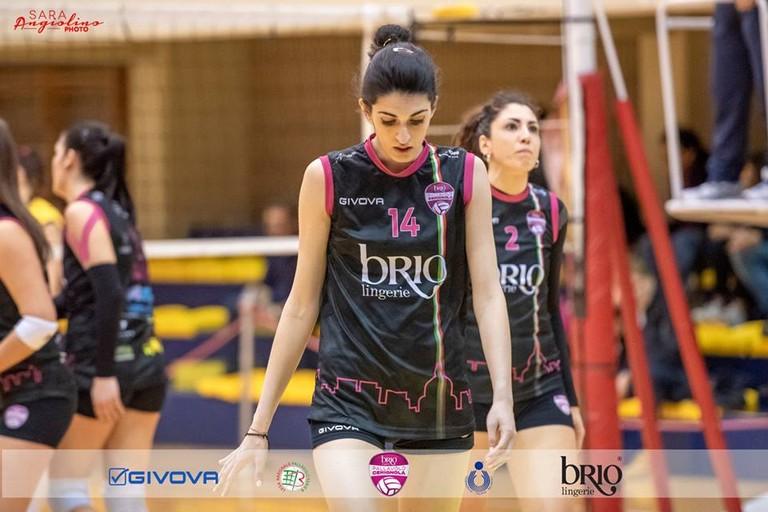 Vanessa Nuovo. <span>Foto Sara Angiolino</span>