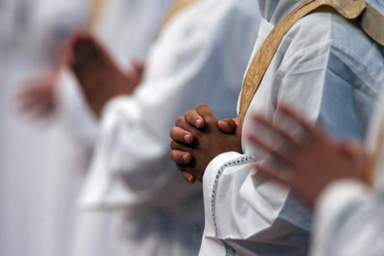 Vescovi in preghiera